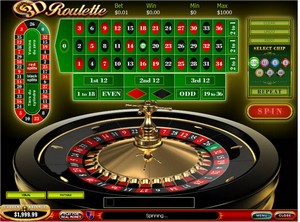 Low bet limit roulette