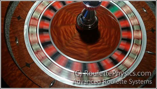 Roulette cheating techniques