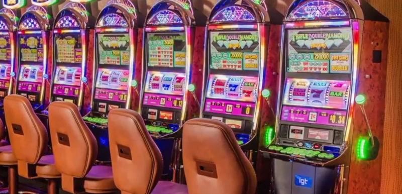 Secret of slot machines making a clams casino beat
